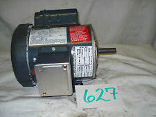 Marathon motor F102, 1/2hp, 1725rpm, 56, 115/230, TEFC, 1ph, 56C17F5325, farm
