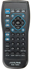 NEW ALPINE RUE-4203 Remote Control for IVA-D100 IVA-D105 IVA-D106 IVAD106