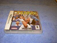 Tennis Masters (Nintendo DS, 2007) - European Version