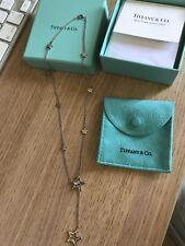 Tiffany & Co Star Lariat Necklace