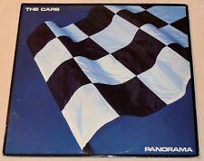 """The Cars 1980 """"Panorama""""  Original Sterling Press NM Vinyl"""