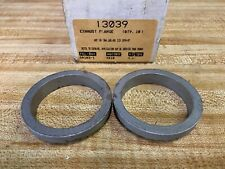 Two (2) Exhaust Pipe Flange Gaskets 13039 (FelPro 60103-1) AMC JEEP 70-91