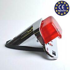 Piloto Trasero Homologado Para Harley-Davidson® Y Custom Lucas Style Tail Lamp