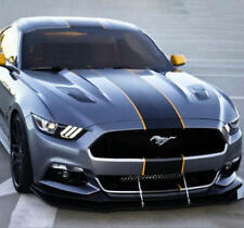 Graphics Racing Stripe Car Sticker Adhesive Vinyl Decal For Ford Mustang Mondeo