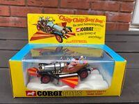 Corgi 266 Chitty Chitty Bang Bang In Its Original Box - Near Mint Vintage Crisp
