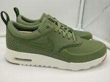 Nike Womens Air Max Thea PRM Premium UK 4.5 Palm Green Sail 616723305
