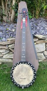Antique Cammeyer 5 String Grade 1 Zither Banjo + Original Case