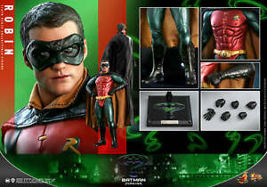 Hot Toys 1/6th scale Robin Collectible Figure Batman Forever MMS594