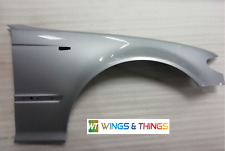 BMW E46 SALOON WING 2001-2005 DRIVER SIDE PAINTED TITAN SILVER 354 BRAND NEW
