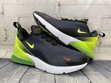 Nike Air Max 270 SE Neon Collection Black Volt Shoes Men's Size 6 AQ9164-005 NEW