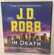 J D Robb Collectors Limited Edition In Death Books 1-45 +11 Novellas MP3 Audios