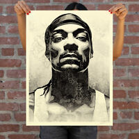 Shepard Fairey - Obey - Snoop D-O Double G - Signed & Numbered - New In Hand