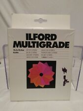 Ilford Multigrade Filters 11 Filters Missing One