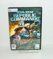 JEU PC COMPLET STAR WARS REPUBLIC COMMANDO