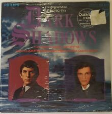Dark Shadows Lp Soundtrack Vinyl Phs-600-314 Poster Original Sealed