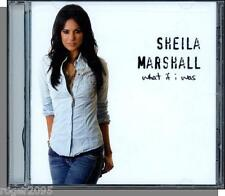 Sheila Marshall - What If I Was - New 2009 Image Entertainment CD!