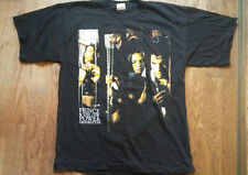Prince & The New Power Generation vintage shirt t-shirt around the world tour XL