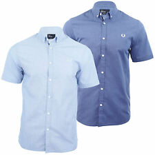 Fred Perry Slim Button Down Casual Shirts & Tops for Men