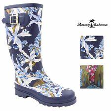Tommy Bahama Womens Mandaly Rain Boots