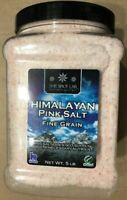 FINE Pink Crystal Himalayan Sea Salt 84 Minerals FDA Kosher Gourmet Pure Organic