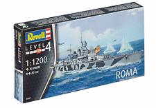 Revell Kit Modellismo Nave Roma 1:1200 Modello IN Plastica Kit Da 12 Anni