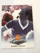 Manchester United Futera Platinum 1999 Greatest Card (NS)