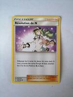 200/236 carte Pokemon résolution de N SL12 Eclipse Cosmique FR