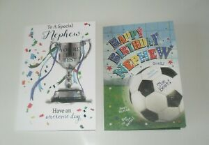 NEPHEW BIRTHDAY CARDS