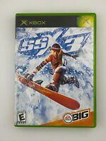 SSX 3 - Original Xbox Game - Tested