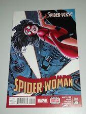 SPIDERWOMAN #2 MARVEL COMICS VF (8.0)