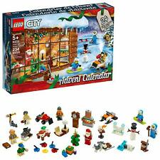 LEGO City Advent Calendar 60235 Collectors Building Kit 234 PCS MINIFig 24 Gifts