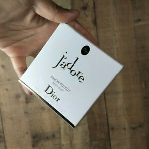 J'adore Silky Soap Dior scented Soap New brand new in box and sealed
