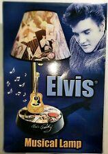"Elvis Presley Musical ""Hound Dog"" Table Lamp"