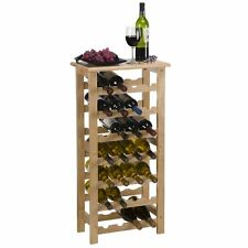 Palermo 28-Bottle Floor Standing Wine Rack