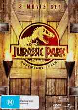 Jurassic Park - Ultimate Trilogy (DVD, 2019, 6-Disc Set)
