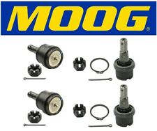 Moog Upper & Lower Ball Joints Fits 2001 Dodge Ram 2500 4WD K7394 / K7397