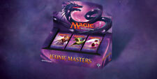 MTG - Magic: the Gathering Iconic Masters Box x24 Booster Packs x15 Cards NUOVO
