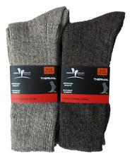 Hogan Wholesale 6 pr Men's Thermal Socks Wool Warm HighQuality Socks Size 9 - 12
