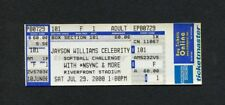 2000 NSYNC Unused Concert Ticket Riverfront Stadium No Strings Attached Tour