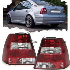 REAR TAIL LIGHT RED+CLEAR FOR VW BORA 98-05 NEW LAMPS