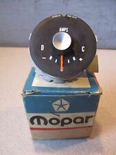 DODGE MOPAR TRUCK AMMETER AMP METER 1961-1968 2906072 NOS/OEM 4091