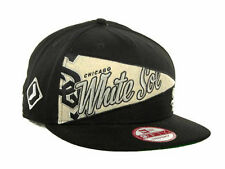Chicago White Sox New Era MLB Baseball Pennant Snapback Cap Hat NWT (Black) 7e5dd7b71b71