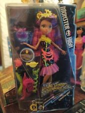 Monster High Electrified Monstrous Hair Ghouls Clawdeen Wolf Doll Christmas Gift