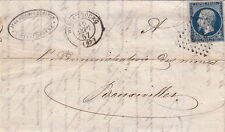 Lettre France n°14 Wissembourg Bas-Rhin Cover Brief
