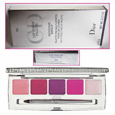 100% AUTHENTIC Ltd Edition DIOR BACKSTAGE MODEL LipShow PRO LIPS&MIRROR PALETTE