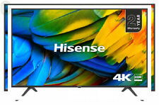 HISENSE H50B7100UK 50-Inch 4K UHD HDR Smart TV with Freeview Play 50 Inch