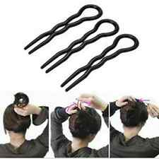 Black Magic Simple Fast Spiral Hair Braid Twist Styling Tool Office Lady Style