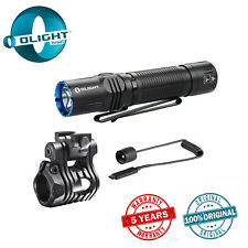 Olight M2R KIT 1500LM + Remote Switch +  5 Position CAA Mount - 5 years warranty