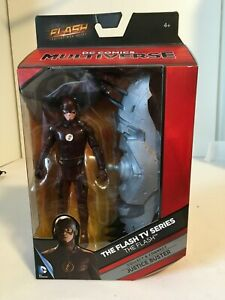 DC Multiverse The Flash TV Series Justice Buster BAF