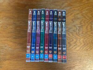 Smallville Box Set Seasons 1-9 DVD